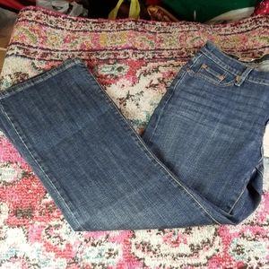Levi Strauss 14s/32 blue jeans